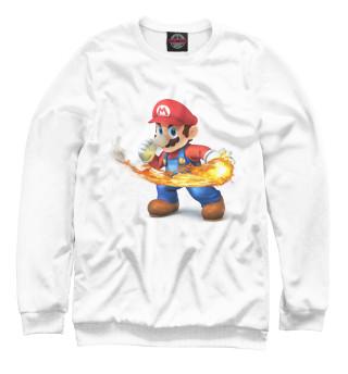 Свитшот  женский Super Mario Smash Bros