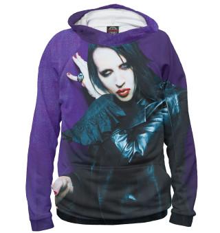 Худи женское Marilyn Manson (3820)