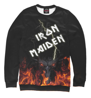 Одежда с принтом Iron Maiden (366694)