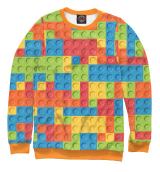 Одежда с принтом Лего (912276)