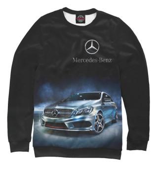 Одежда с принтом Mercedes