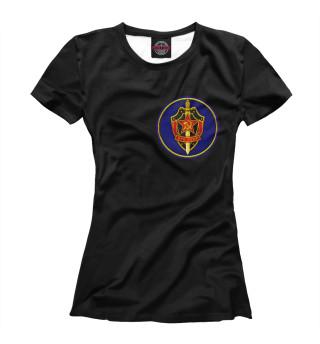Футболка женская КГБ