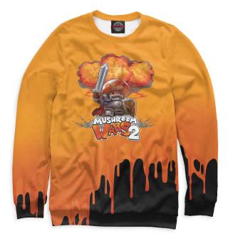 Одежда с принтом Mushroom Wars 2 (798334)