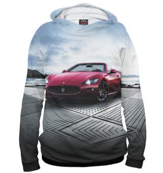 Худи мужское Maserati (7059)