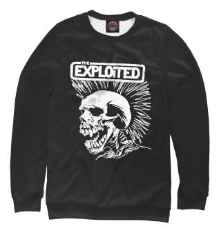 Одежда с принтом The Exploited (886842)
