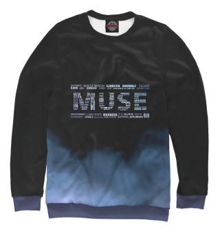 Одежда с принтом Muse (725373)