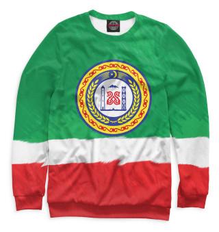 Одежда с принтом Чечня (238821)
