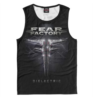 Майка мужская Fear Factory (7714)
