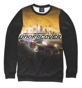 Одежда с принтом Need For Speed Undercover
