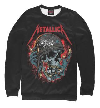 Одежда с принтом Metallica (390443)