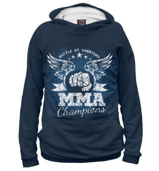 Худи женское Sport MMA