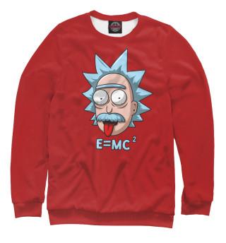 Свитшот  мужской E=mc^2