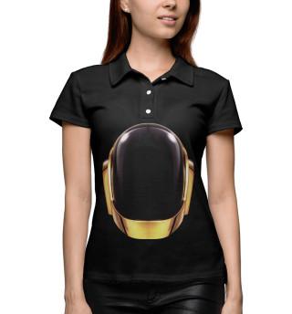 Поло женское Daft Punk
