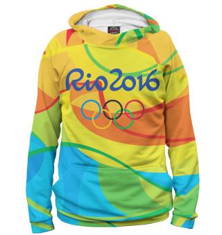Худи мужское Олимпиада Рио-2016