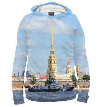 Худи мужское Петропавловская крепость