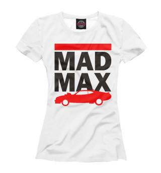 Футболка женская Mad Max (5097)