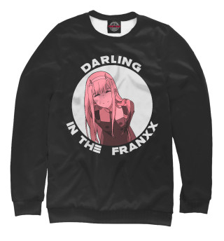 Одежда с принтом Darling in the Franxx (947943)