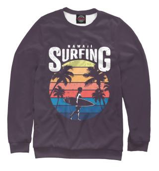 Одежда с принтом Surfing (633355)