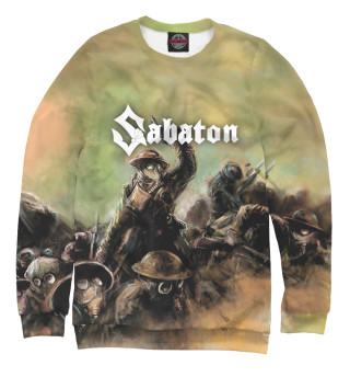 Одежда с принтом Sabaton (180235)