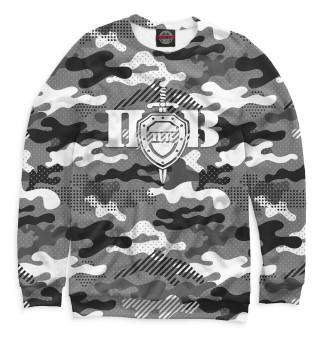 Одежда с принтом Пограничные войска (436587)