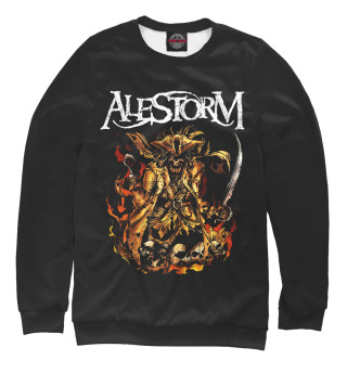 Одежда с принтом Alestorm (492294)