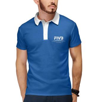 Поло мужское FIVB