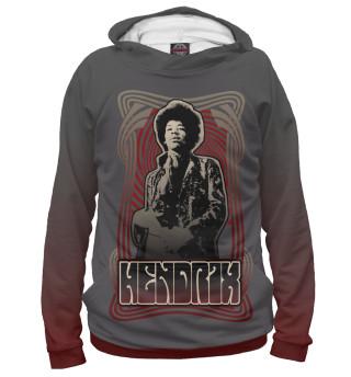 Худи женское Jimi Hendrix (7946)