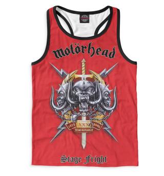 Майка борцовка мужская Motorhead (3468)