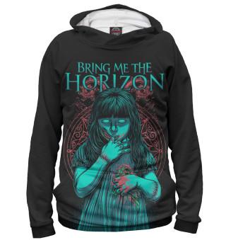 Худи женское Bring Me The Horizon (2530)