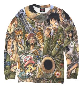 Одежда с принтом One Piece (111129)