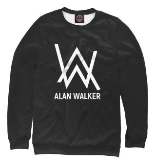 Одежда с принтом Alan Walker (214407)