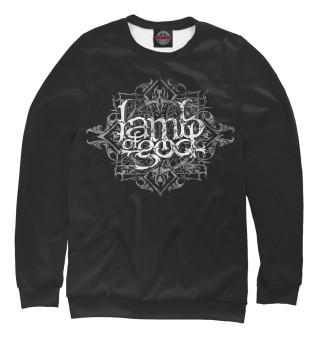 Одежда с принтом Lamb of God (231844)