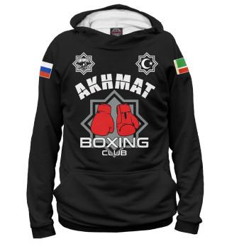 Худи женское Akhmat Boxing Club