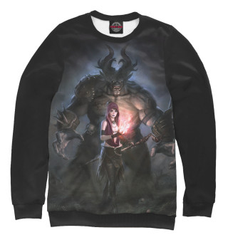 Одежда с принтом Dragon Age (796717)