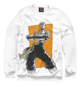Одежда с принтом Shaolin