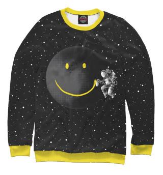 Одежда с принтом Лунная улыбка