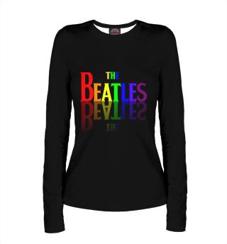 Лонгслив  женский The Beatles (3724)