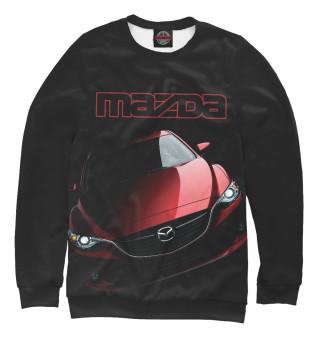 Одежда с принтом MAZDA (107850)