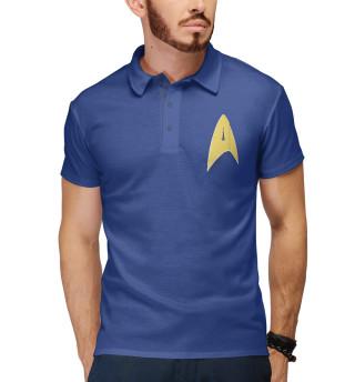 Поло мужское Звёздный путь: Дискавери (7440)