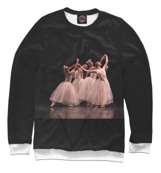 Одежда с принтом Балет