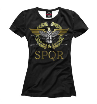 Футболка женская SPQR (6624)