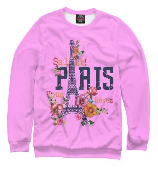 Одежда с принтом Париж (826844)