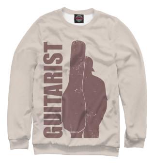 Одежда с принтом Гитарист (583808)