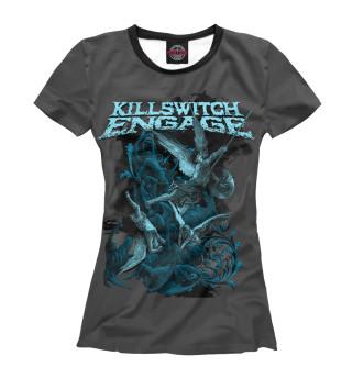 Футболка женская Killswitch Engage (9079)
