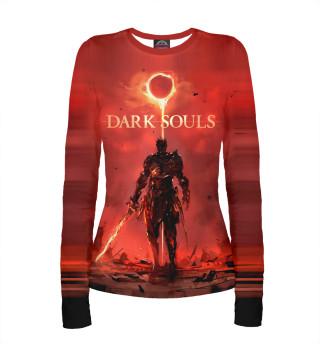 Лонгслив  женский Dark Souls (9936)