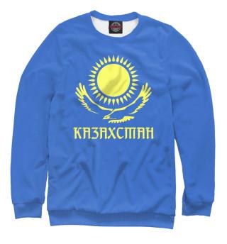 Одежда с принтом Казахстан (404896)
