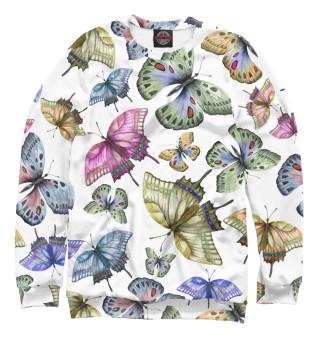 Одежда с принтом Бабочки (864401)