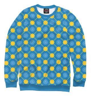 Одежда с принтом Биткоин (574103)