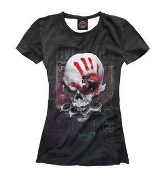 Футболка женская Five Finger Death Punch (8428)