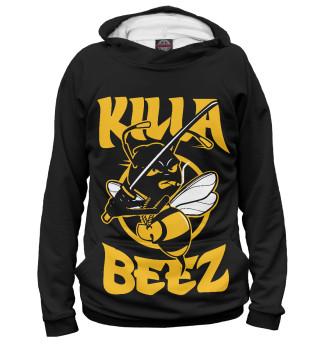 Худи женское Wu-Tang Killa Beez